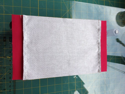 Snap Pouch Tutorial Lining Press
