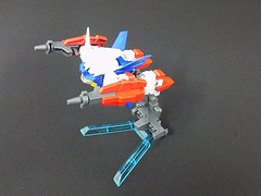 Sneak Peak SD Gundam AGE-2 Normal & Double Bullet (8)