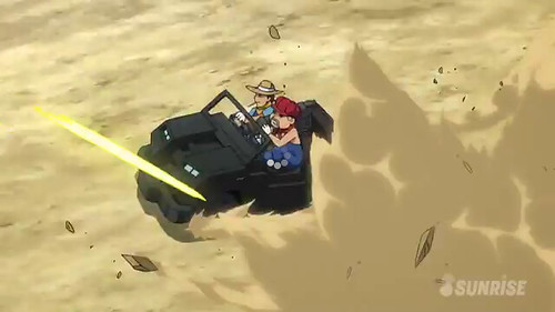 Gundam AGE Episode 17  Friendship and Love and Mobile Suits Youtube Gundam PH (6)