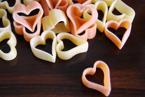 Heart Pasta