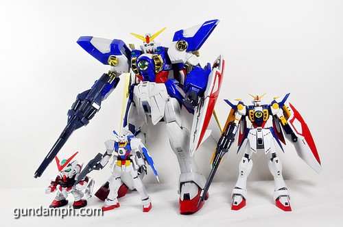 1-60 DX Wing Gundam Review 1997 Model (60)