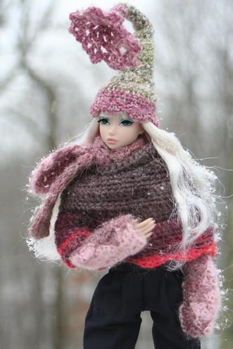 Misaki's Winter Woolens