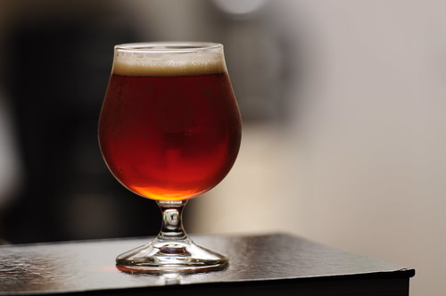 Expousre Brewing Dubbel by adambarhan