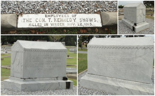 Con. T. Kennedy Monument, Columbus GA
