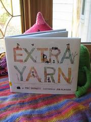 Yarn Along - March 7
