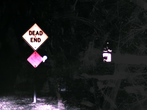 Dead End by damn_que_mala