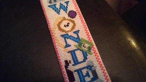 Wonder bookmark