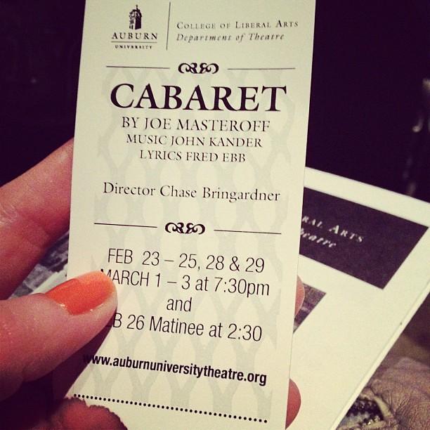 [62/366] Cabaret