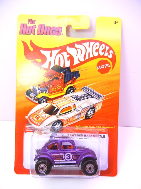 hot wheels hot ones volkswagen baja beetle (1)