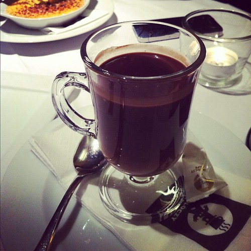REAL HOT CHOCOLATE by Szia!_Steph!
