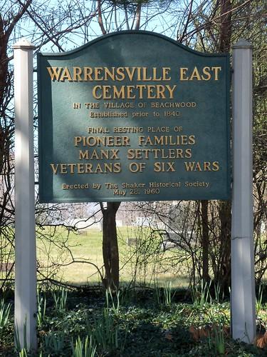 Warrensville East Cemetery