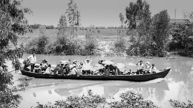 The Bridal Boat