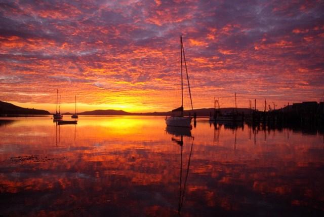 Careys Bay Sunrise