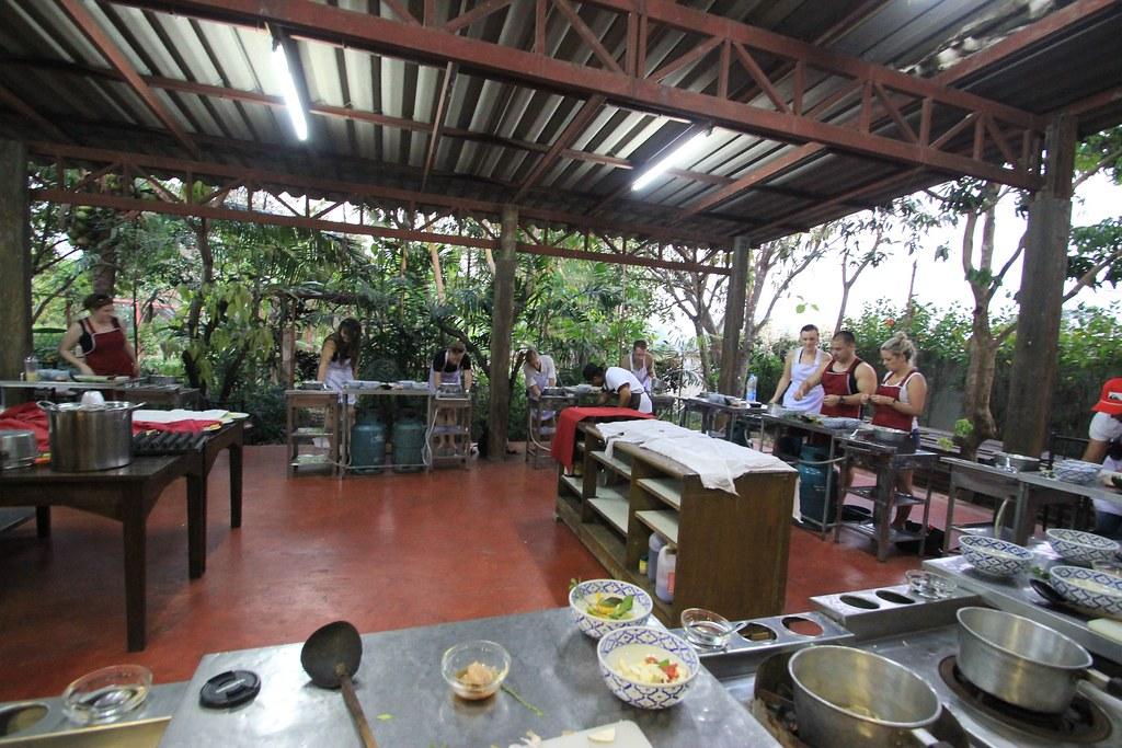 Thai Cooking Class - Chiang Rei, Thailand