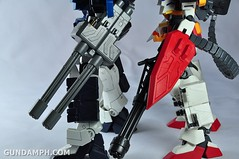 MG 1-100 Gundam HeavyArms EW Unboxing OOTB Review (128)