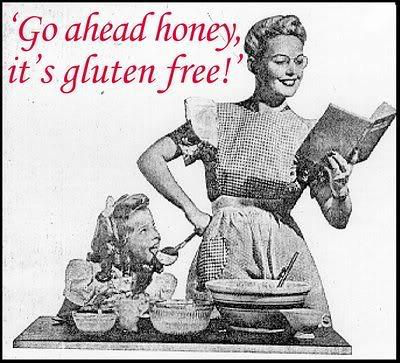 Hold the Gluten
