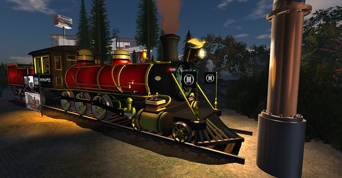 Second Life Railways, photo by Wildstar Beaumont