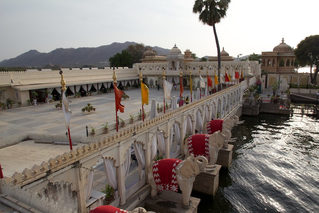 Jag Mandir, Lake Pichola, Udaipur, India
