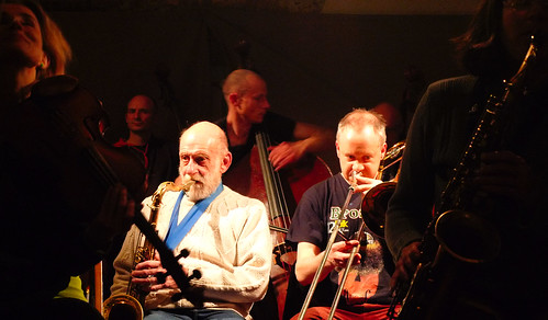 London Improvisers Orchestra @ Cafe Oto 4.3.12