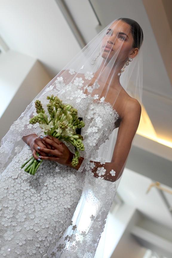 Oscar de la Renta Bridal 2013 101