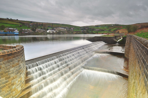Leeming Reservoir.