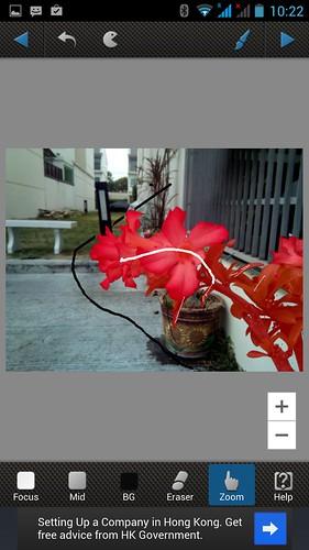 เอาภาพที่ถ่ายได้ มาตกแต่งด้วย App ชื่อ AfterFocus (ฟรี)