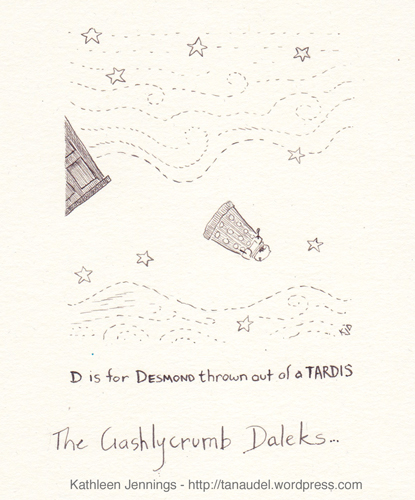 The Gashlycrumb Daleks