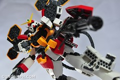 MG 1-100 Gundam HeavyArms EW Unboxing OOTB Review (86)