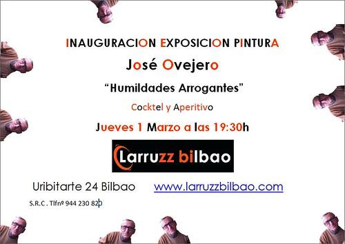 COCKTEL INAUGURACION EXPOSICION PINTURA Jose Ovejero. Hulmidades Arrogantes. by LaVisitaComunicacion