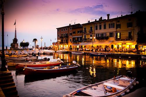 Lazise Italie.