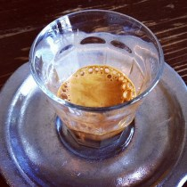 Tar Pit #espresso #coffee #cafe #greenpoint #brooklyn