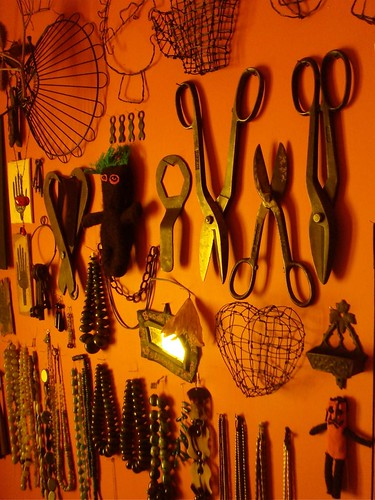 scissors,shears & things that cut... by denise carbonell