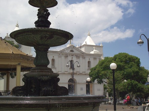 Fuente del Centenario-Heredia-02 by Reyleomessi
