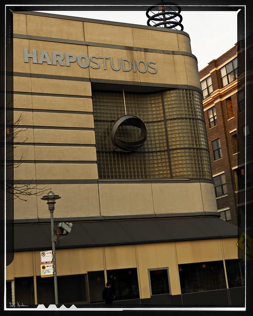 The Troubled Harpo Studios