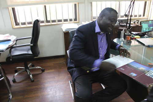 Samuel A. Alonge - Corporate Architect by Jujufilms