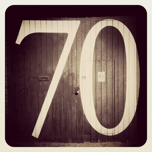 70 by Darrin Nightingale