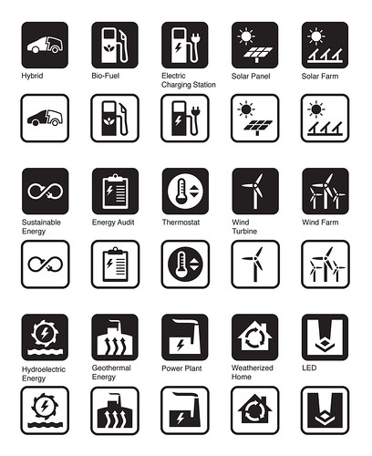New Energy Efficiency Symbols Now In The Public Domain Iconathon