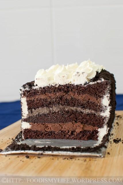 Oreo Mousse Cake Judy S Burgers