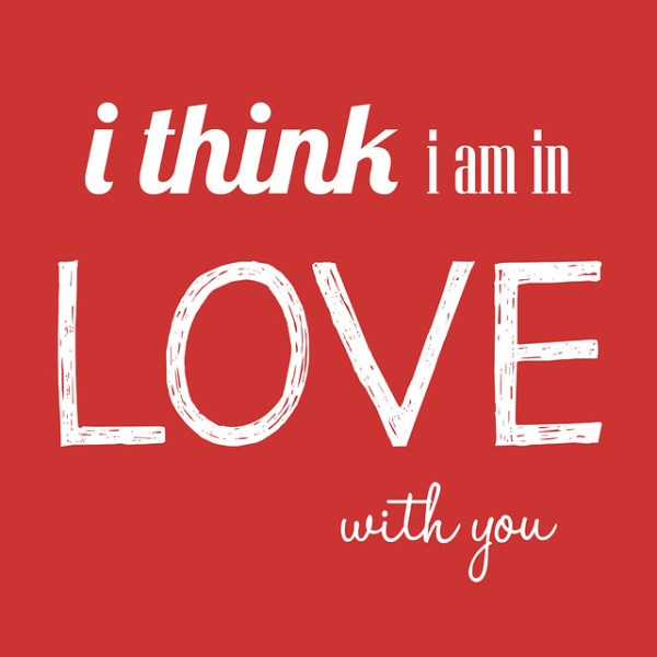 i think i am in love with you | Flickr - Photo Sharing!