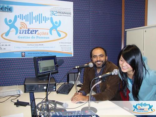 Visitas na Radioweb (1) by Marciano Cunha Consultoria