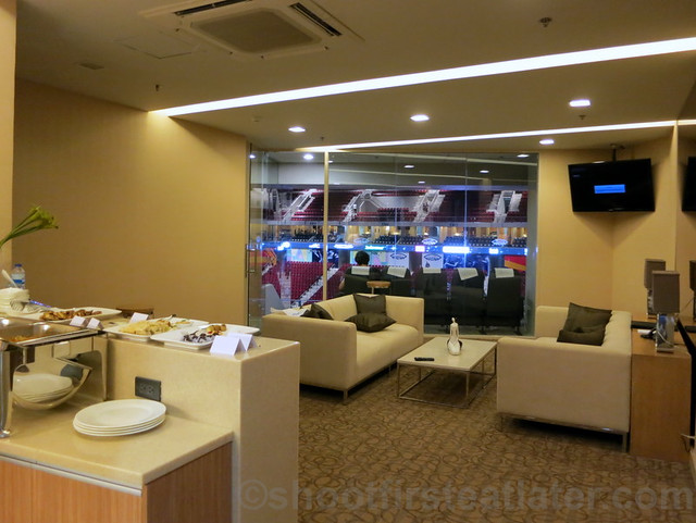 SM Mall of Asia Arena corporate suite 1