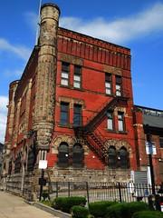 Grays Armory - 1234 Bolivar Road, Cleveland
