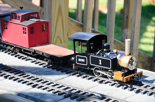 Model Steam Trains-35