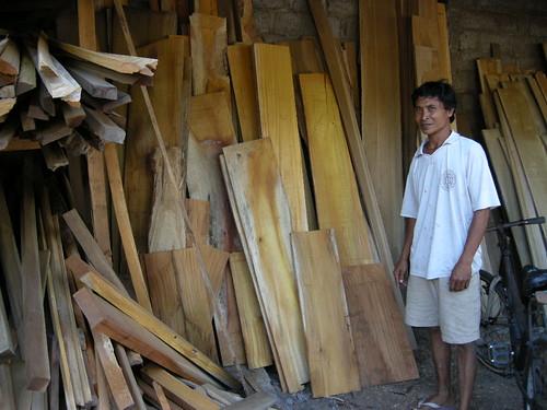 Jackfruit Wood by IndoGemstone