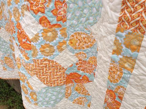 Laura\'s Quilt Close Up