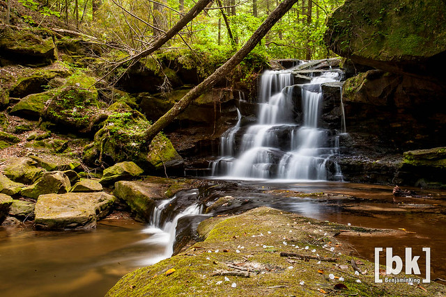 Parker Falls, Sipsey Wilderness