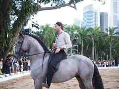 Singapore Arts Festival Village 2012