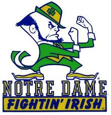 Notre Dame Fighting Irish by IrishFan GoIrish