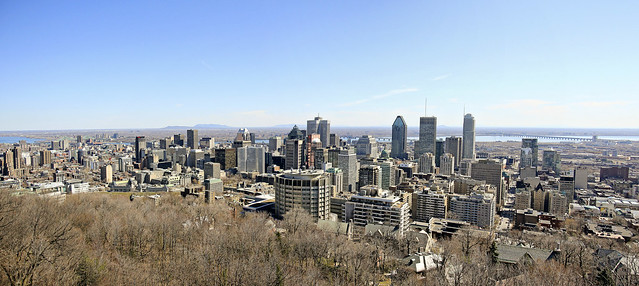 montreal, the beautiful