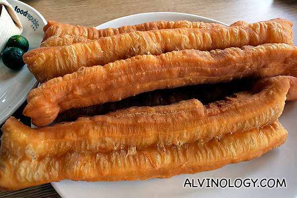 Yong Soon You Tiao - You Tiao